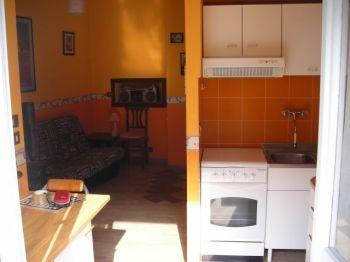 Affitto monolocale - Cucina
