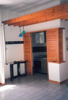 Monobilocale in residence moderno
