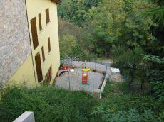 Appartamento con ampio giardino privato