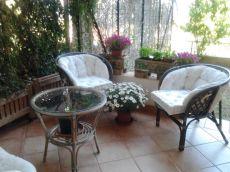 Casa arredata con terrazza e giardino