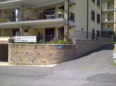 Affittasi appartamento con terrazzo 90mq