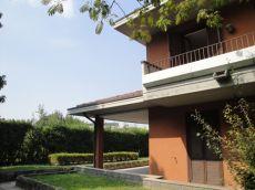Villetta con giardino privato
