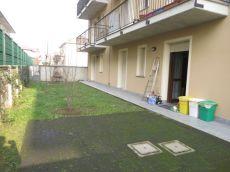 Trilocale autonomo con giardino
