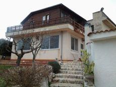 Caratteristica mansarda in villa