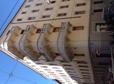 Trieste adiacenze ospedale maggiore