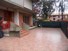 Villa a schiera con balcone Trappeto
