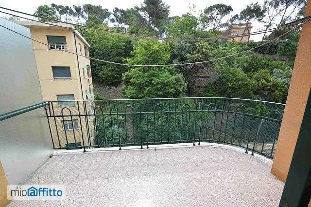 Genova san fruttuoso appartamento in affitto, via donghi